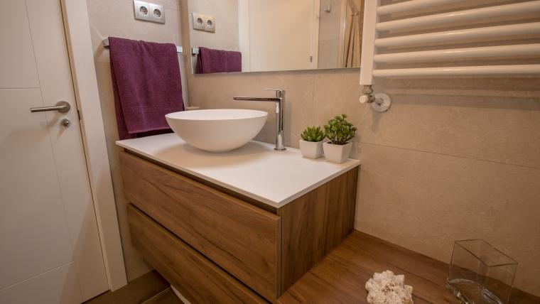 Diseño y Mobiliario de Baños