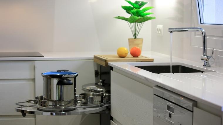 Diseño y Mobiliario de Cocinas