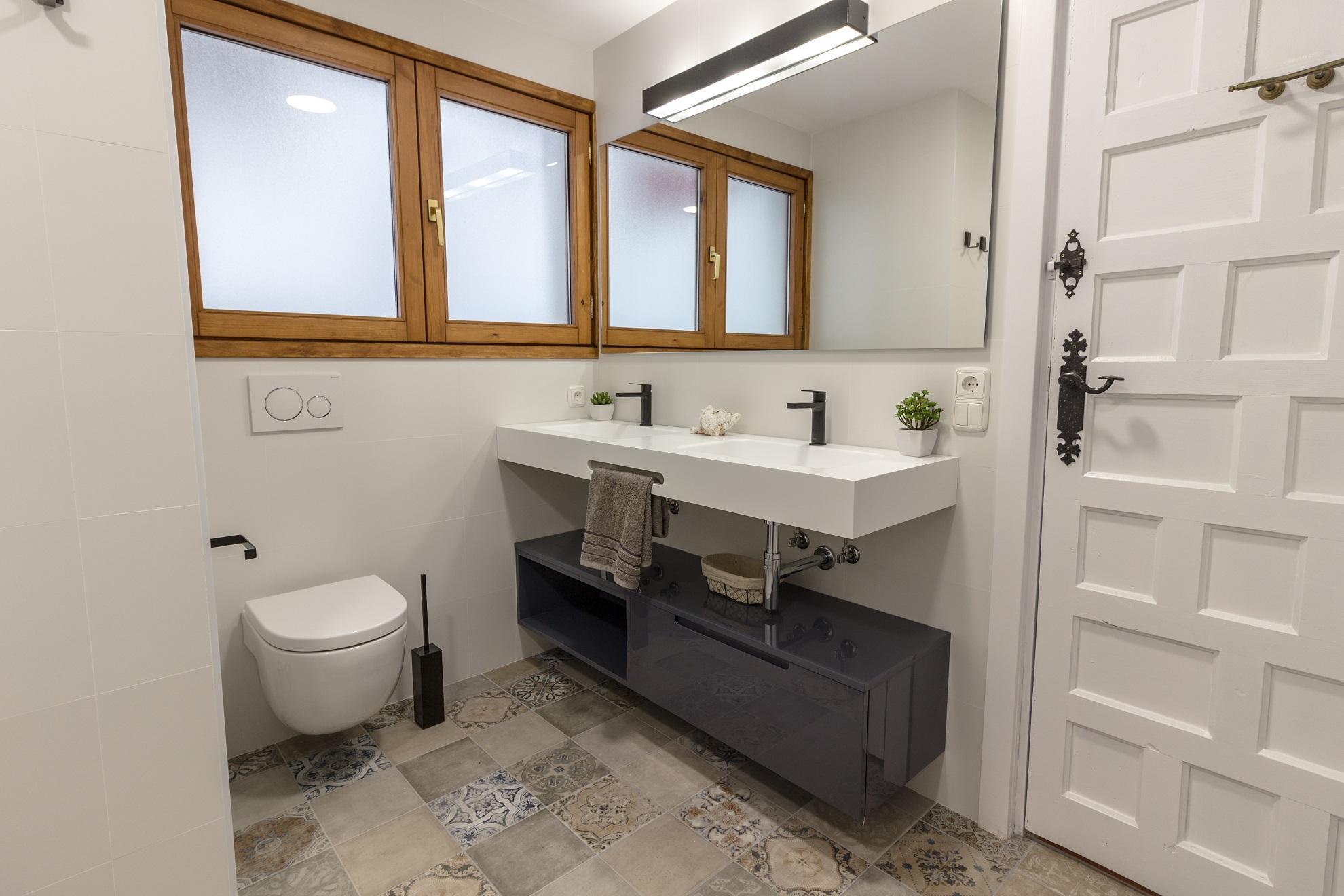 Reformas y diseño baños Hamaika
